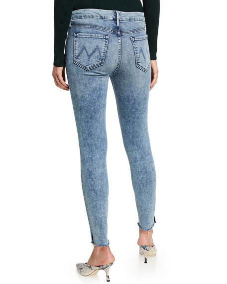 MOTHER The Looker Sacred Slit Skinny Jeans