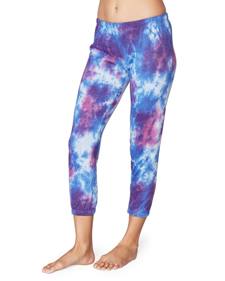 Spiritual Gangster Perfect Tie-Dye Sweatpants