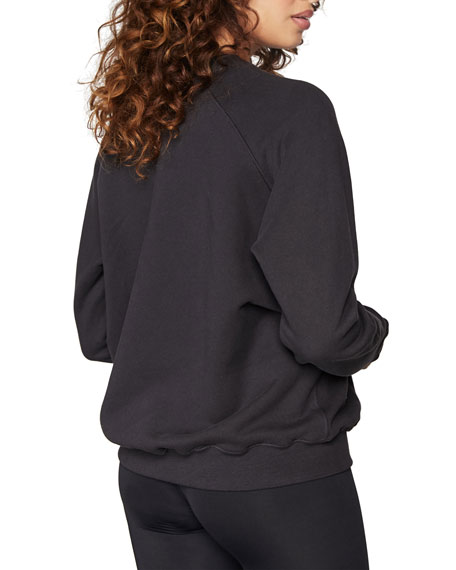Spiritual Gangster Peace Classic Crewneck Sweatshirt