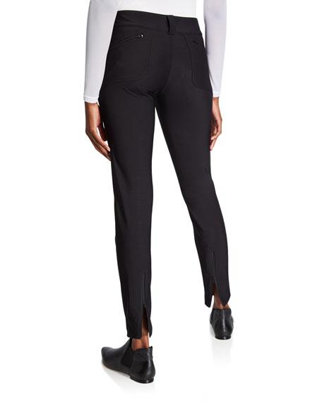 Anatomie Susan Cozy Ankle-Zip Pants