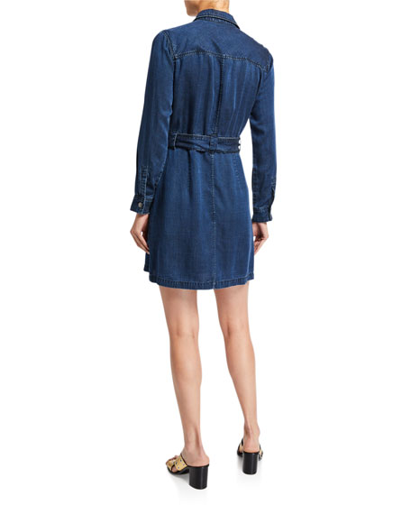 Rails Ripley Denim Shirtdress