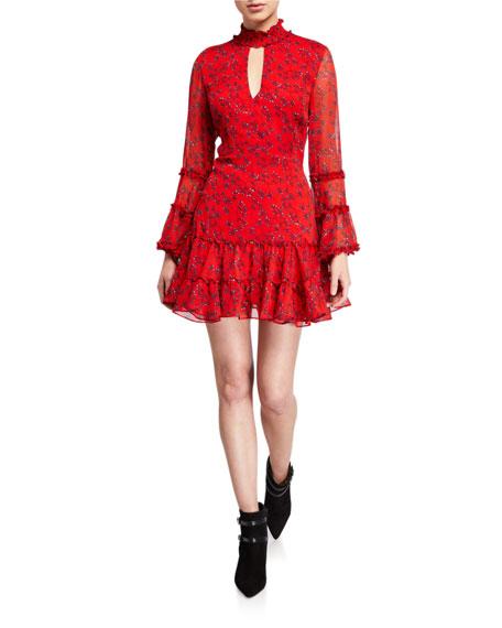 Bardot Sonny Frill Dress