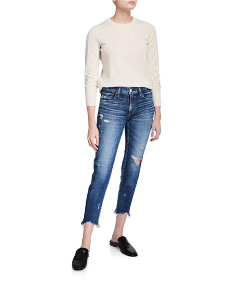 MOUSSY VINTAGE Glendele Cropped Skinny Jeans