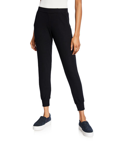 Blakely Jersey Cuffed Jogger Pants