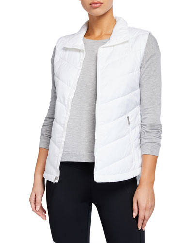 Tamburello Quilted Vest