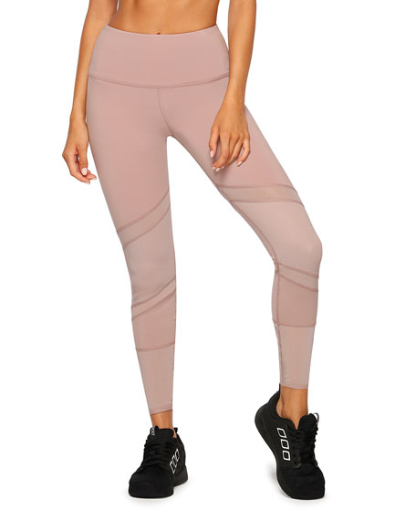 Lorna Jane Move It Booty Support Full-Length Tights
