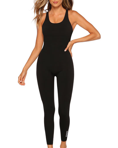 Ambition All-In-One Bodysuit with Shelf Bra