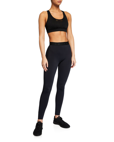 Reebok by Victoria Beckham Logo-Band Active Tights