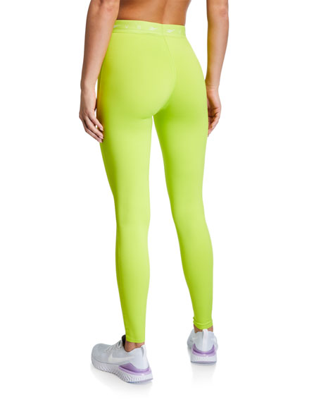 Reebok by Victoria Beckham High-Rise Performance Tights