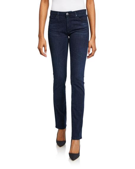 AG Harper Essential Straight-Leg Jeans