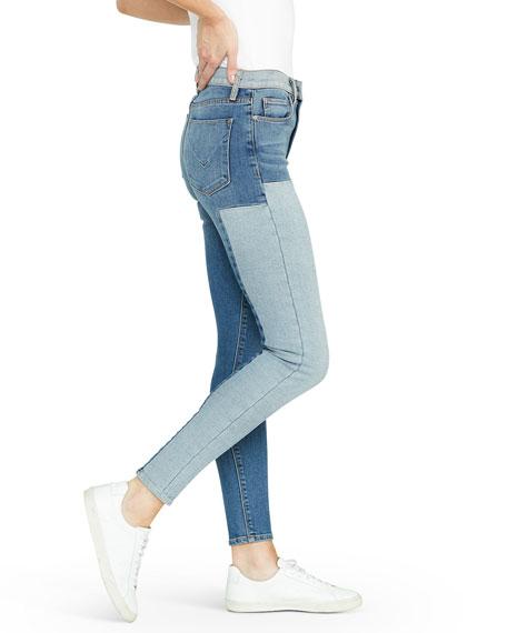 Hudson Barbara High-Rise Skinny Ankle Jeans