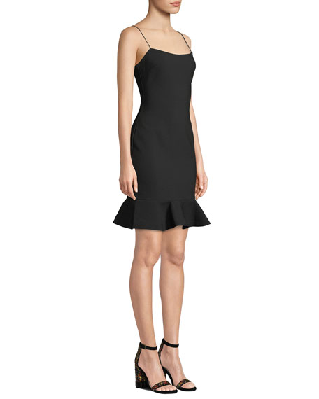 Likely Banks Sleeveless Crepe Cocktail Sheath Dress