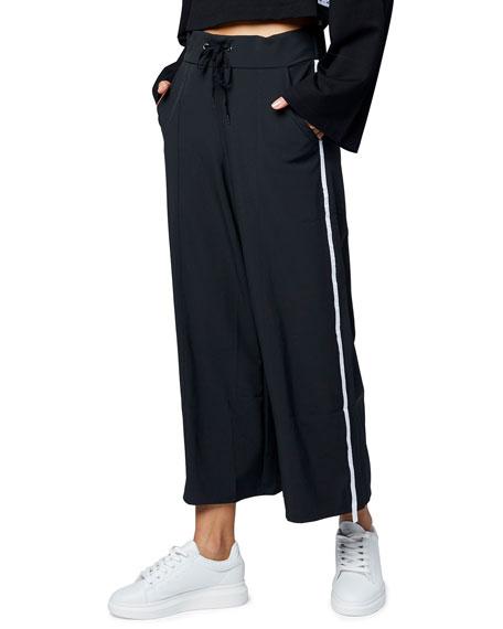 Varley Norma Side-Stripe Drawstring Pants