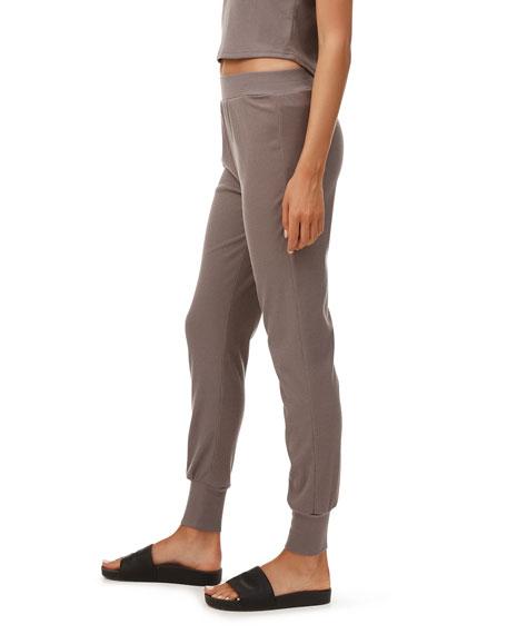 All Fenix Lyla Ribbed Jogger Pants