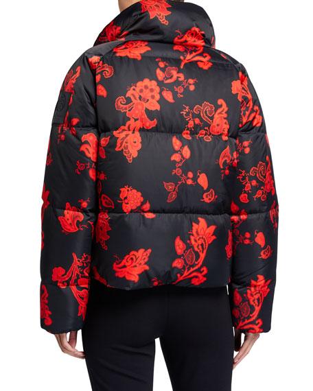 Tory Burch Reversible Puffer Jacket