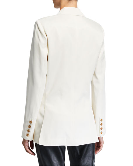 Opening Ceremony Double-Breasted Blazer