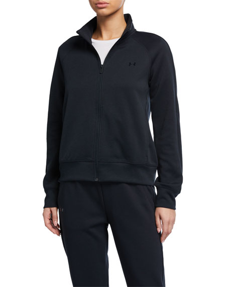 Under Armour Double-Knit Track Jacket