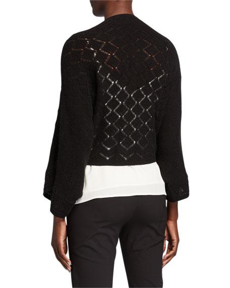 Trina Turk Rouge Cashmere Sweater