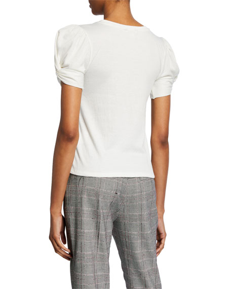 Joie Jacky Short-Sleeve Top