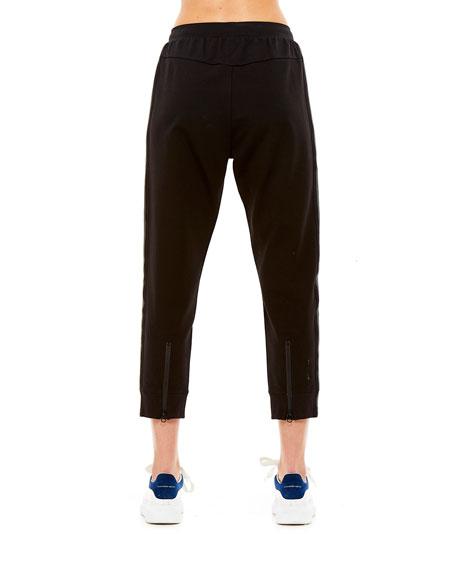 The Upside Blake Side-Stripe Track Pants