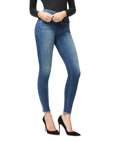 Good Legs with Fray Hem - Inclusive Sizing