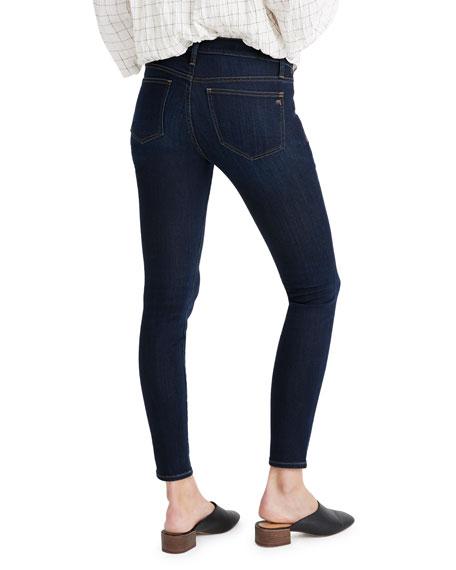 Madewell Maternity Skinny Jeans w/ Adjustable Waist