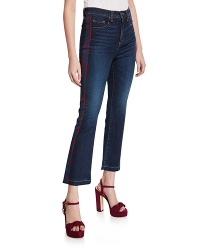 Carolyn Baby Boot-Cut Jeans