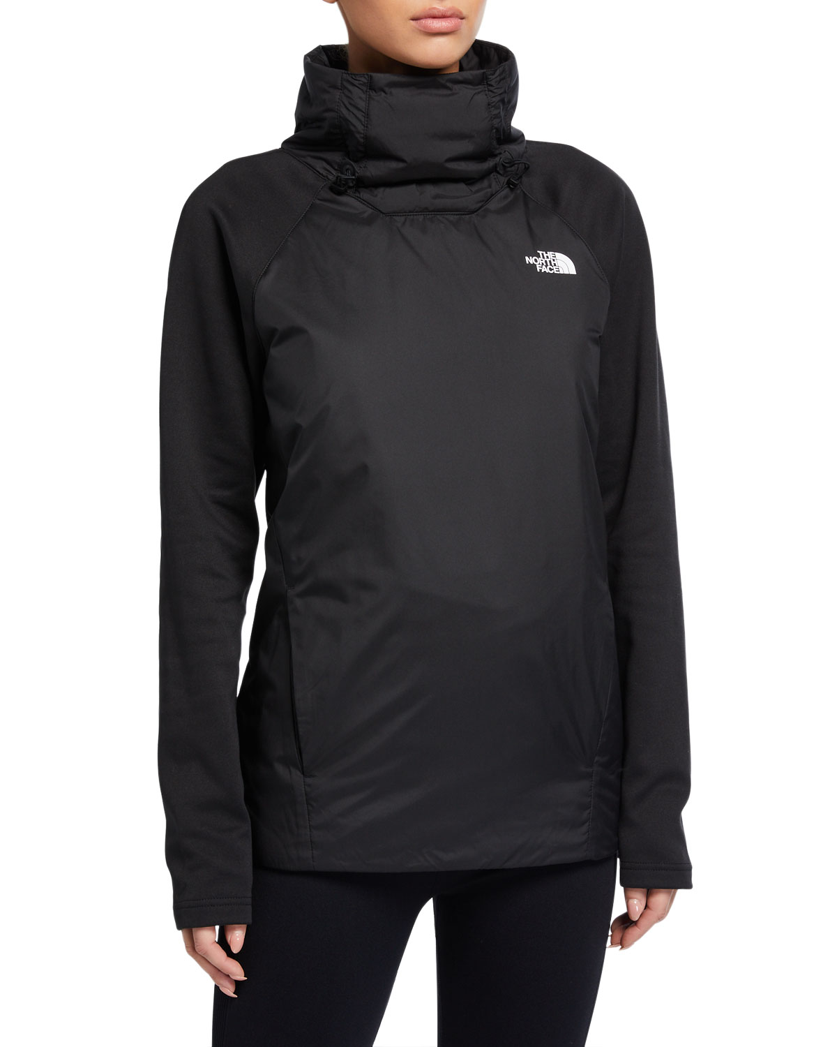 The North Face Canyonlands Insulated Hybrid Pullover Jacket