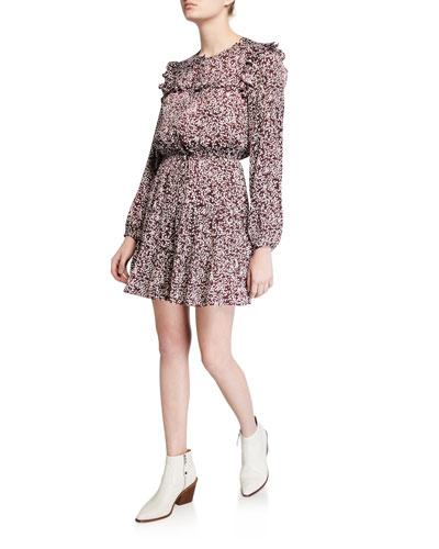 Selandra Long-Sleeve Dress
