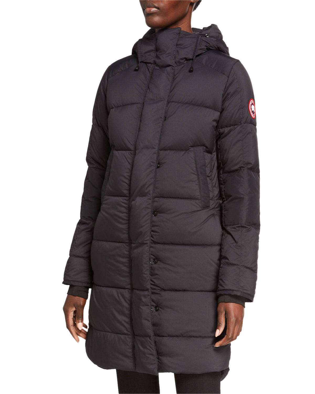 Alliston Packable Down Fill Coat by Canada Goose