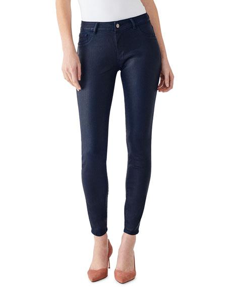 DL1961 Premium Denim Emma Low-Rise Skinny Jeans