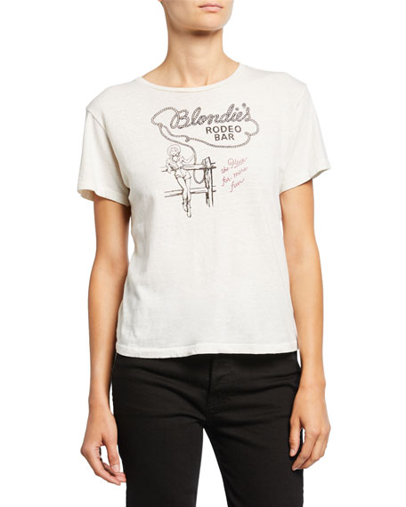 RE/DONE Classic Graphic Tee