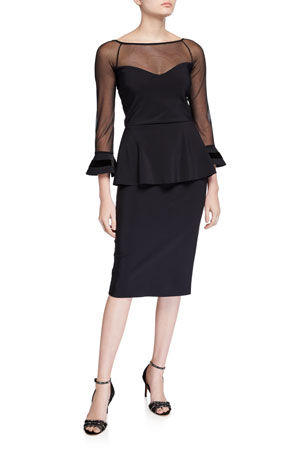 buy popular 79bdd 2edee Chiara Boni La Petite Robe at Neiman Marcus