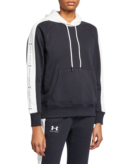 Under Armour Rival Fleece Graphic Hoodie