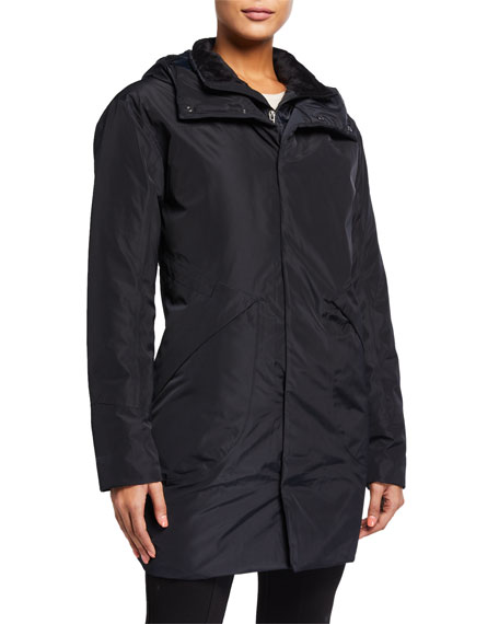 Under Armour Unstoppable Hooded Down Parka Coat