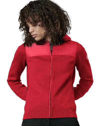 Windbridge Hoody Sweater Jacket