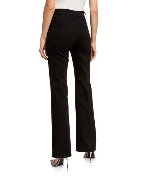 Nobody Denim Jacqueline Flared Jeans