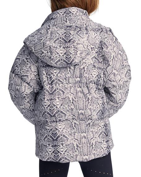 Varley Highland Hooded Puffer Jacket
