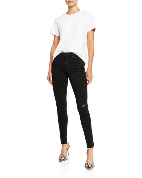 AG Farrah High-Rise Skinny Jeans