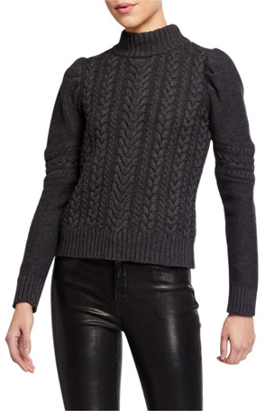 Generation Love Isabelle Cable Knit Sweater