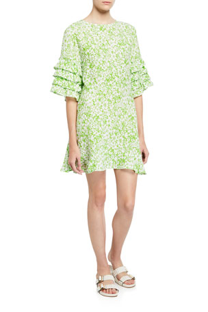 Faithfull the Brand Serfina Mini Dress