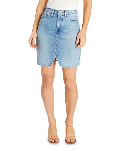 Juliette Denim Mini Skirt