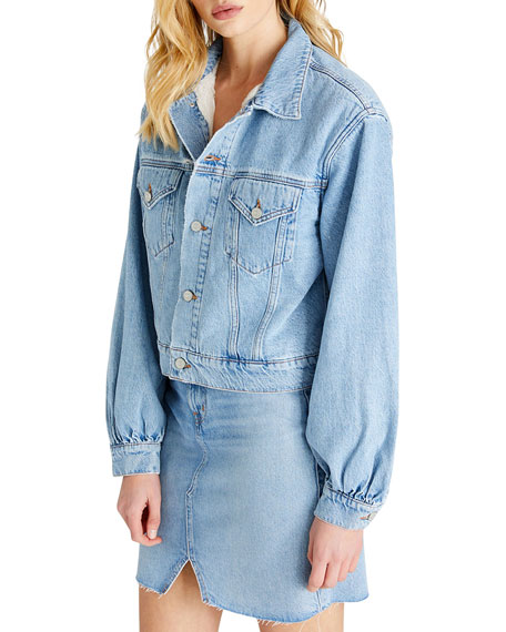 etica Lauryn Full-Sleeve Denim Jacket