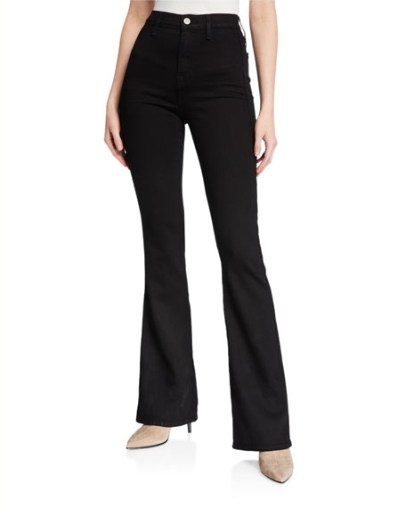 Image 1 of 3: 7 for all mankind Modern 'A' Pocket Wide-Leg Jeans