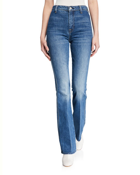 7 For All Mankind Modern 'A' Pocket Flared Jeans