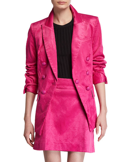 Image 1 of 3: Veronica Beard Gaya Dickey Jacket