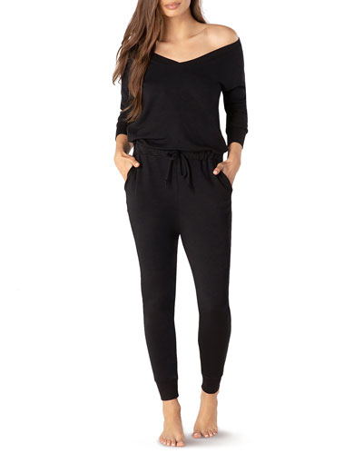Meant To V-Neck Jumpsuit