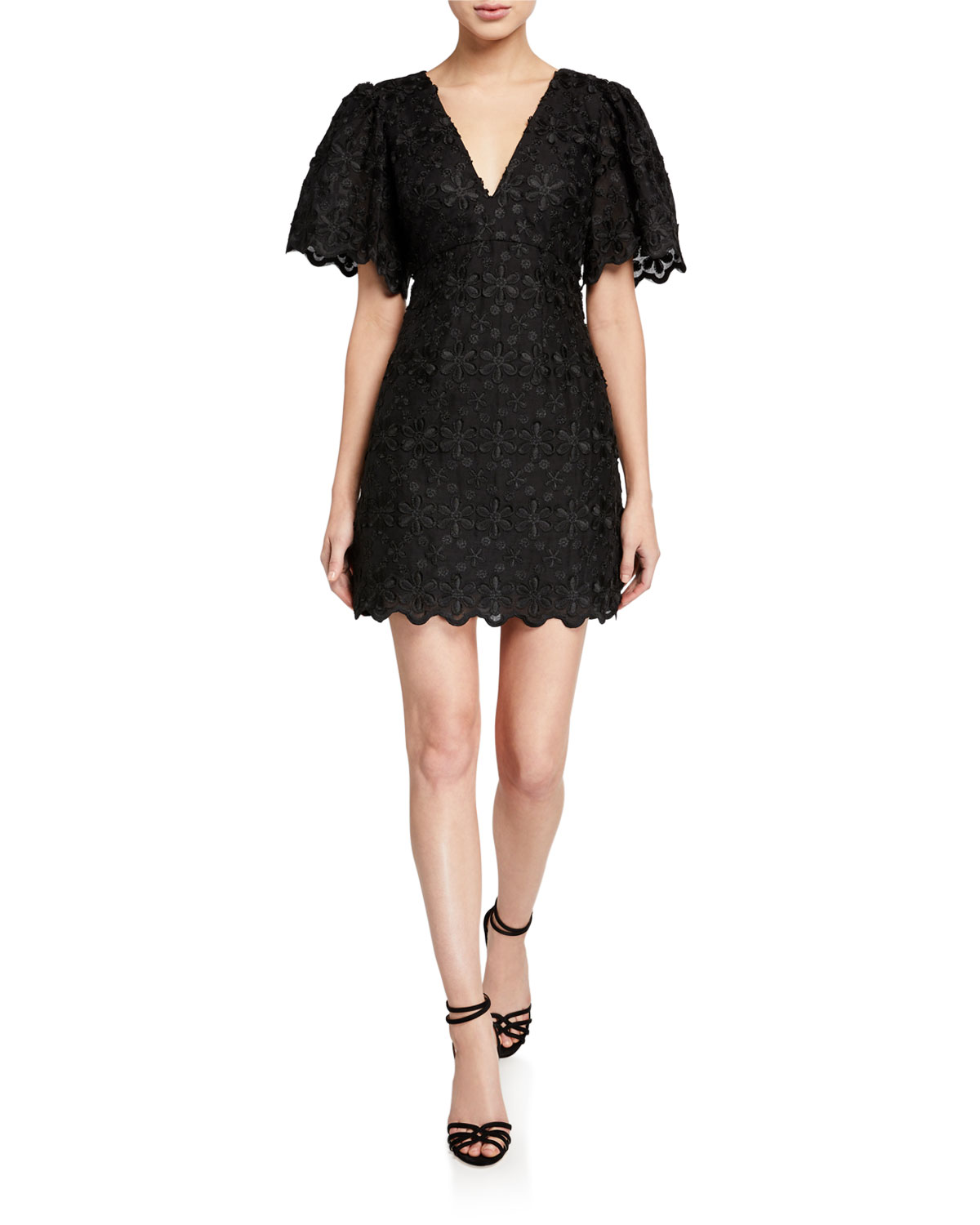 La Maison Talulah Limousine Mini Dress