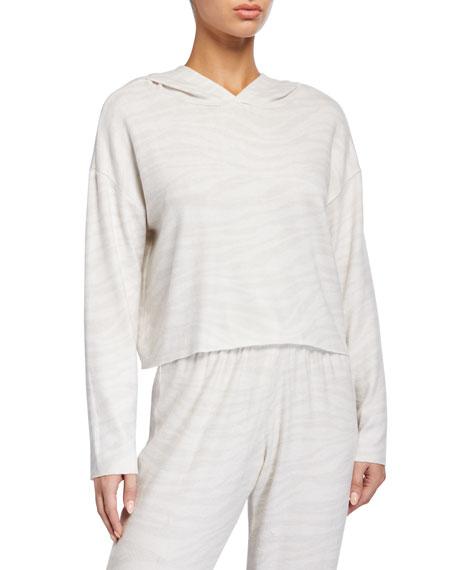 Onzie Weekend Crop Hoodie Sweatshirt