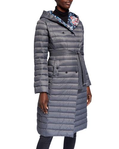 Kashim Reversible Hooded Puffer Coat